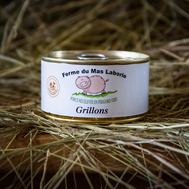 Grillons 180g